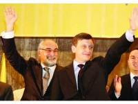 """Botezul viitorului președinte al României"""