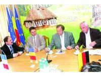 Germanii și francezii apreciază schimbările pozitive din Suceava
