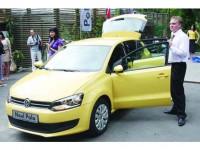 Noul Polo, lansat cum se cuvine și la Suceava