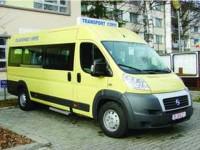 Mai puțin de 60% dintre microbuzele de transport școlar sunt autorizate