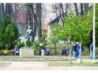 Parcul Areni ar putea fi modernizat cu 1,5 milioane de lei de la Administrația fondului de mediu