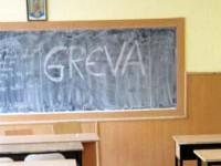 Grevă generală în școli