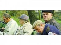 Pensionarii reprezintă aproape un sfert din populația județului