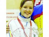 Suceveanca Ștefana Bălineanu, campioană europeană de arte marțiale