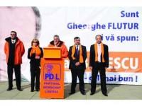PD-L Suceava a fost singurul partid care a început în forță campania electorală pentru alegerile prezidențiale