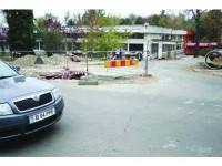 Borta din mijlocul intersecției străzilor Mărășești și Leca Moraru a împlinit o lună…