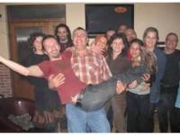 """Violonistul de la """"Hara"""" și-a făcut ziua la """"Music Pub"""" din Suceava"""