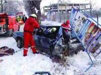 Accident mortal, ieri dimineață, pe strada Mitocului