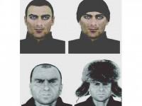 Poliția Suceava a făcut publice două portrete-robot