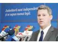 Ministrul justiției, venit să încurce circulația la Suceava
