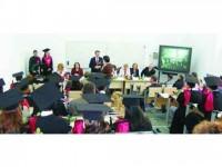 Prima promoție de absolvenți de Drept la Suceava