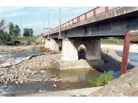 Podul de la Ițcani riscă să se prăbușească precum cel din Buzău