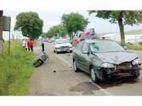Accident mortal la Cumpărătura