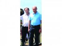 Președintele Băsescu, din nou la Dornești