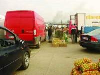 """""""Agent de circulație"""", șef la piața angro din Suceava"""