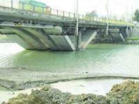 Podul de pe Suceava este salvat