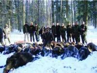 """""""Mărunțiș"""" de 65.000 de euro scos de silvicultori din vânătoare"""