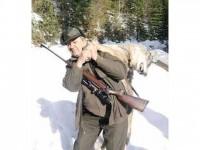 Nea Georgică, vânătorul pe care îl iubesc animalele
