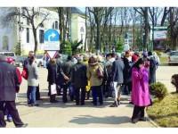 Cadrele didactice din municipiul Suceava rămân și azi în grevă
