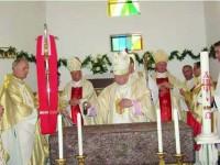 Sângele Papei Ioan Paul al II-lea, în biserica de la Poiana Micului