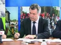 A fost semnat contractul pentru restaurarea Cetății de Scaun a Sucevei