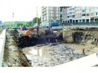 Descărcarea arheologică de la parcările subterane din centrul Sucevei a fost rezolvată
