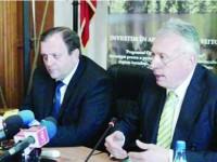 Cel mai mare proiect cu impact județean a fost semnat, ieri, la București, de Gheorghe Flutur