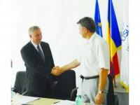 Ministrul comunicațiilor și rectorul Universității Suceava au semnat un contract de un milion de euro