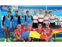 Canotorii fălticeneni, medaliați la Campionatele Mondiale
