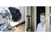 """Crimă la """"blocul-lamă"""" din Areni"""