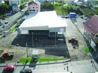 În Suceava continuă să se construiască hipermarketuri
