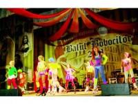 Ștefaniștii au distrat lumea ca la …circ !