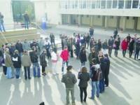 Protest pașnic al ASUS
