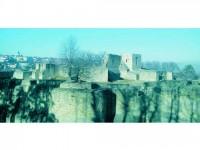 Cetatea de Scaun a Sucevei, locul unde istoria renaște din propria ruină