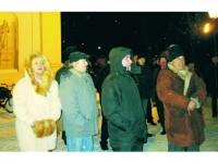 Sucevenii nu au întrerupt protestele nici în weekend