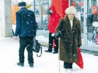 Autoritățile sanitare îndeamnă populația la solidaritate față de bătrânii fără sprijin