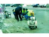 Formula asfaltului, vinovată de puzderia de găuri de pe străzile Sucevei