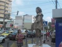 Statuile vii, reale atracții pentru copiii din Suceava