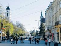 Zona centrală a Sucevei nu va mai fi modernizată cu fonduri europene