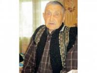 Bătrânul călător, de 100 de ani, de la Lisaura