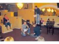 Spectacolul-lectură prinde contur și la Suceava
